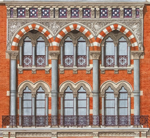St. Pancras Window